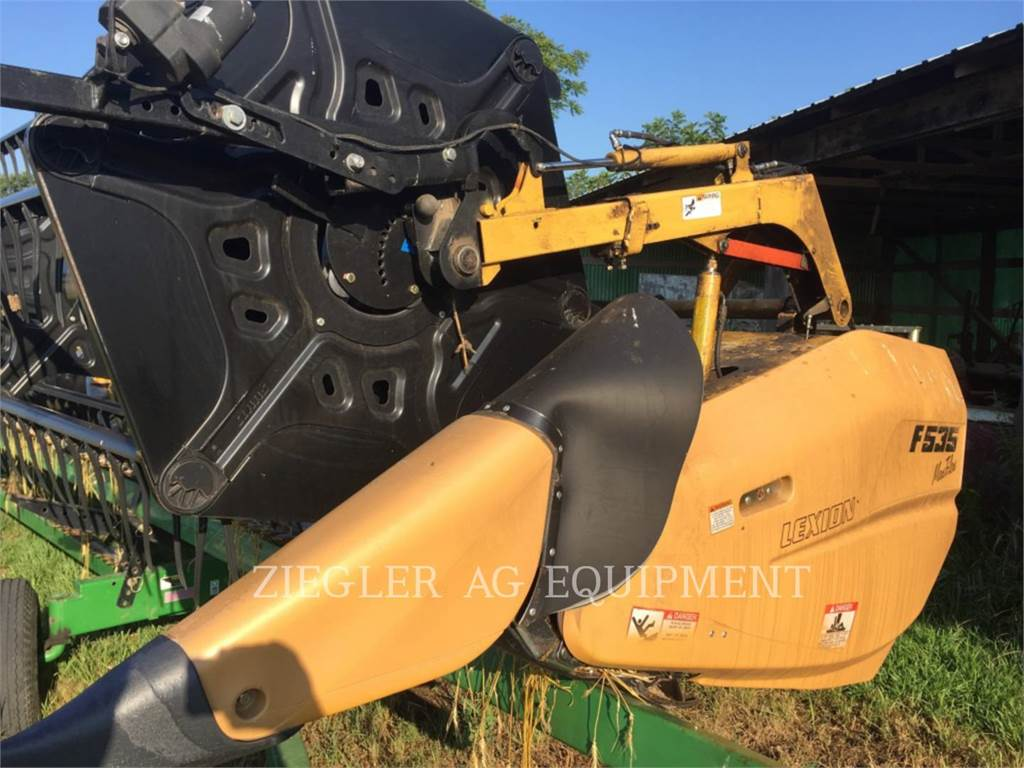 Claas F535, Combine Harvester Accessories, Agriculture
