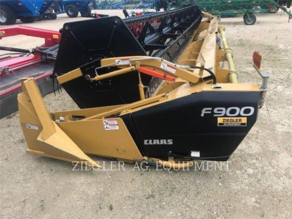 Claas F900, Akcesoria do kombajnów zbożowych, Maszyny rolnicze