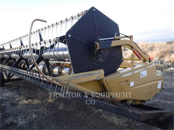 Claas G-530, Testate per mietitrebbie, Agricoltura