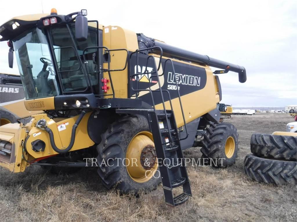 Claas LX580R, combinazioni, Agricoltura