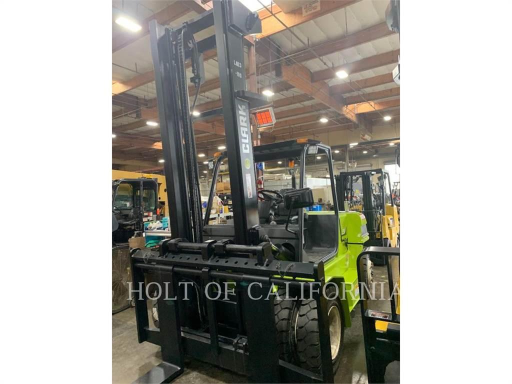 Clark C70D, Diesel Forklifts, Material Handling