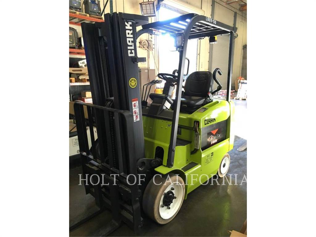 Clark ECX25, Electric Forklifts, Material Handling