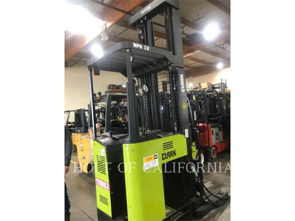 Clark NPR22, Misc Forklifts, Material Handling