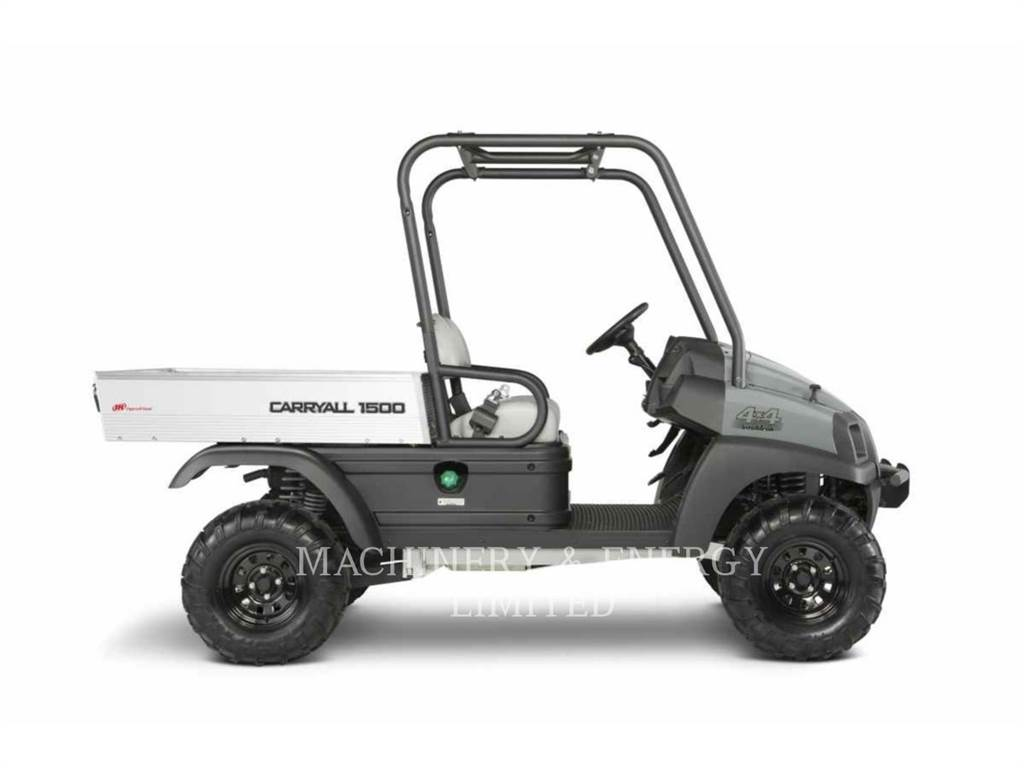 Club Car CARRYALL 1500 DIESEL, utility vehicles / carts, Grounds Care