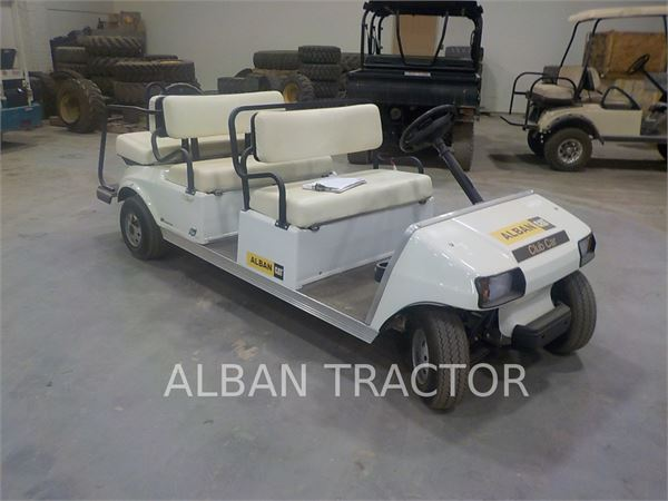 Club Car VILLAGER8E