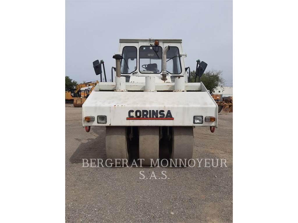 Corinsa CCR2135, Zagęszczarki, Sprzęt budowlany