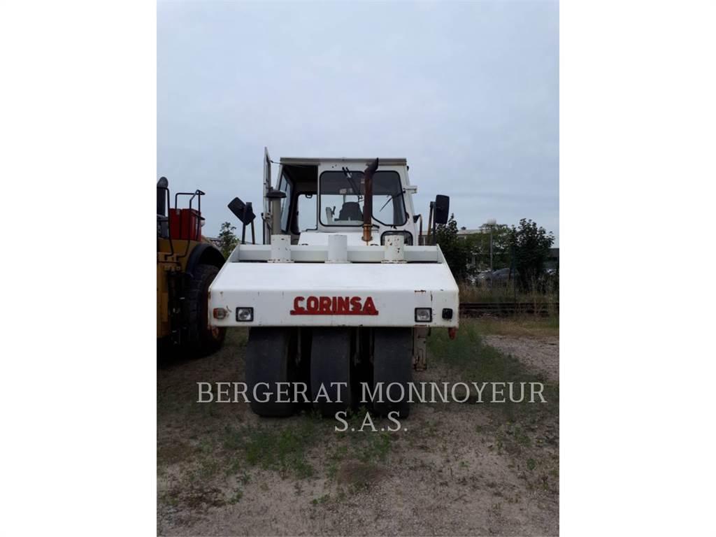Corinsa CCR2135, Compactadores, Equipamentos Construção