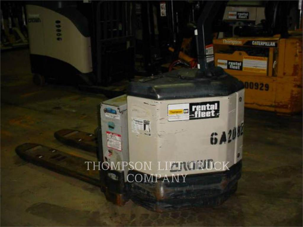 Crown PW352060, Misc Forklifts, Material Handling