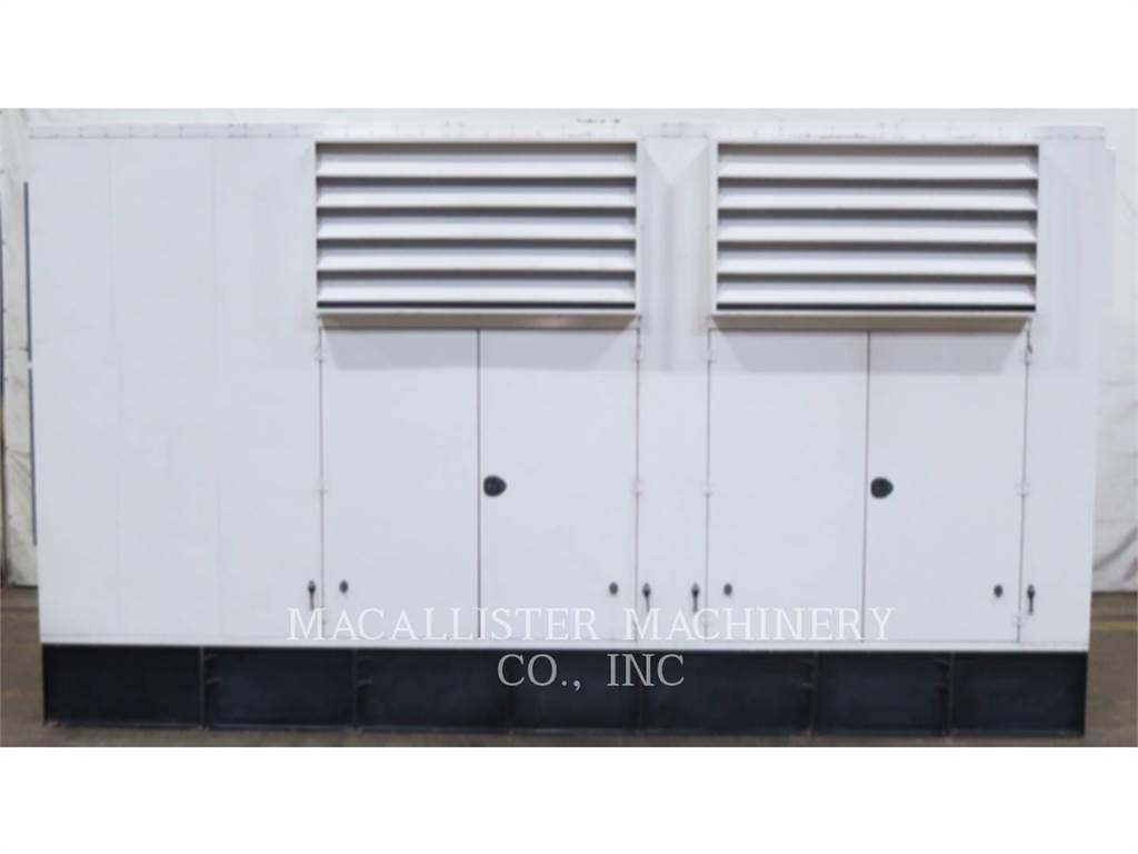 Cummins DQGAB, Stationary Generator Sets, Construction