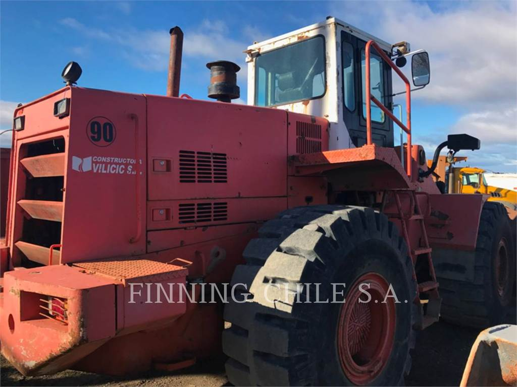Daewoo MEGA 400, Wheel Loaders, Construction