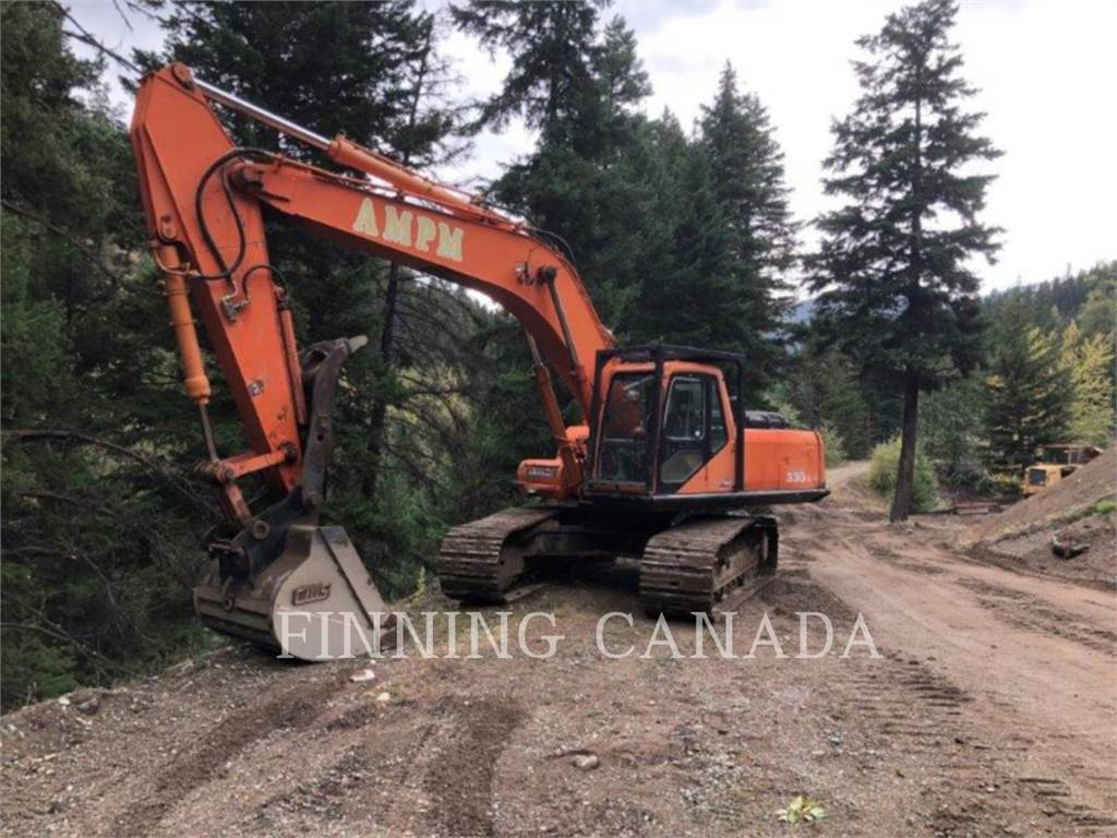 Daewoo SL290LC-V, Crawler Excavators, Construction