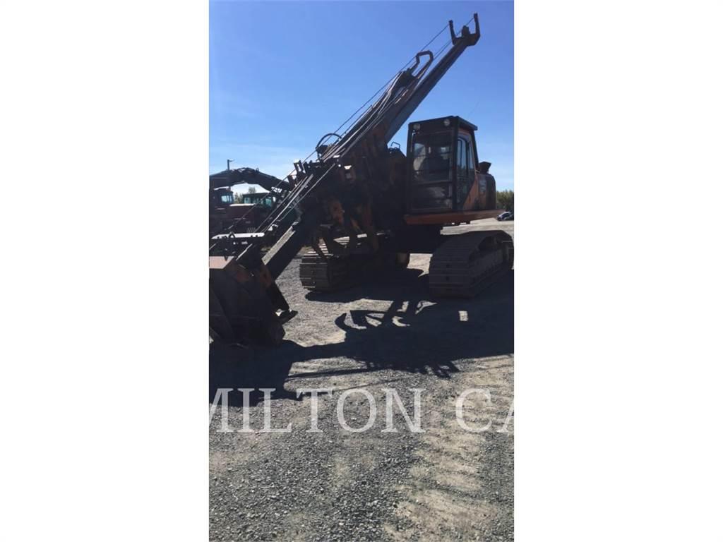 Daewoo SOLAR225LL, delimber, Forestry Equipment