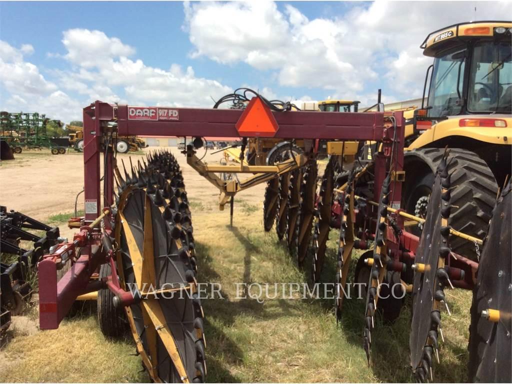 DARF 917 FDB, tillage equipment, Agriculture