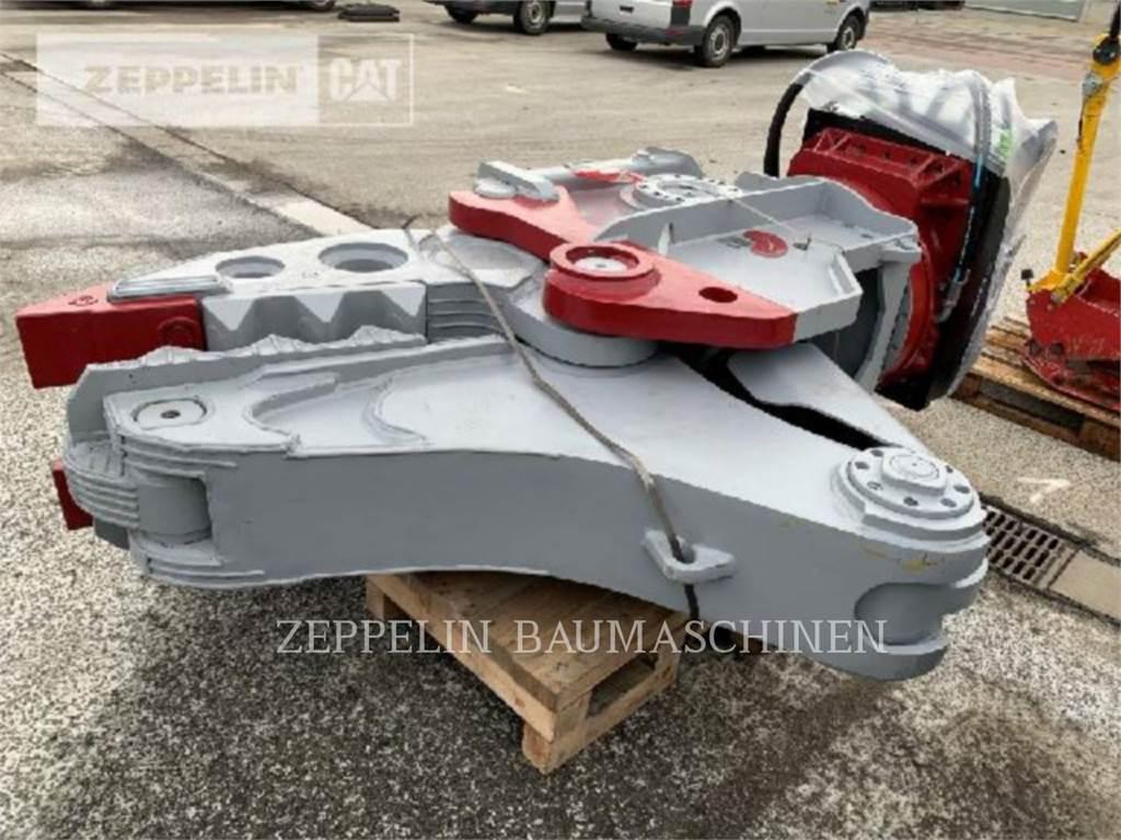 Demarec MQP45P - OQ80, shear, Construction