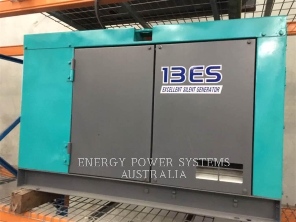Denyo DCA13ESY, Stacjonarne Zestawy Generatorów, Sprzęt budowlany