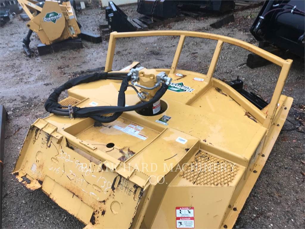 Diamond SSCUTTR72X, Pasture Mowers And Toppers, Agriculture