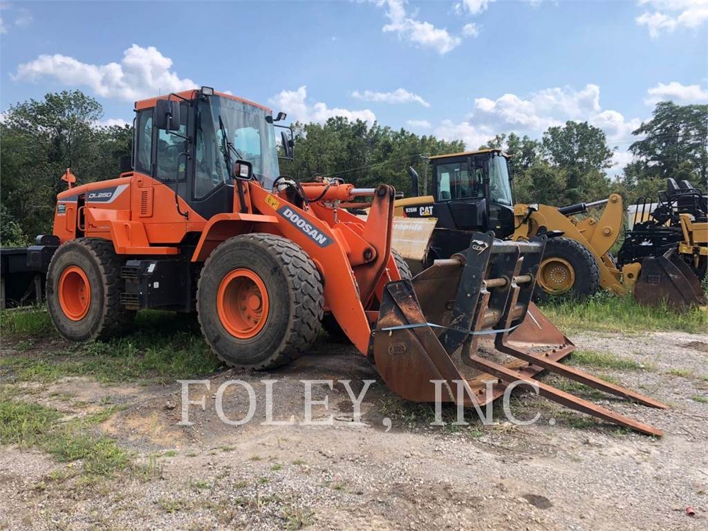 Doosan DL250-5, Radlader, Bau-Und Bergbauausrüstung