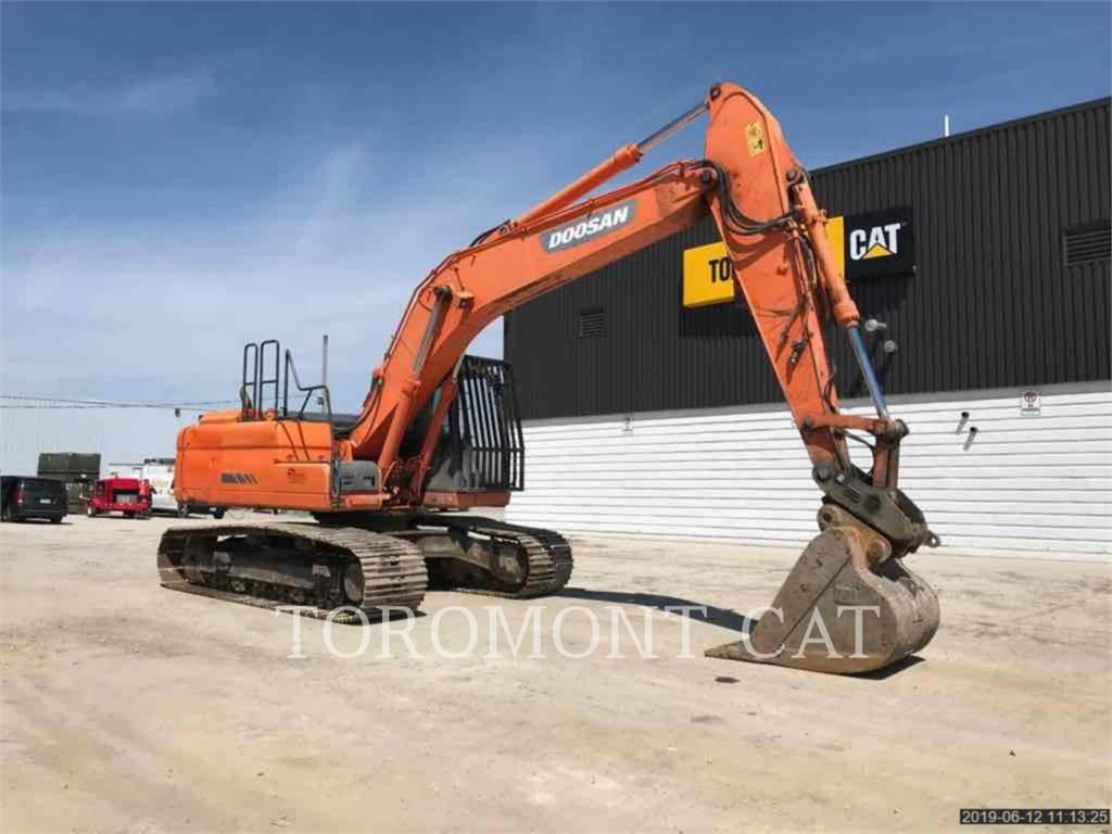 Doosan DX225LC, Raupenbagger, Bau-Und Bergbauausrüstung