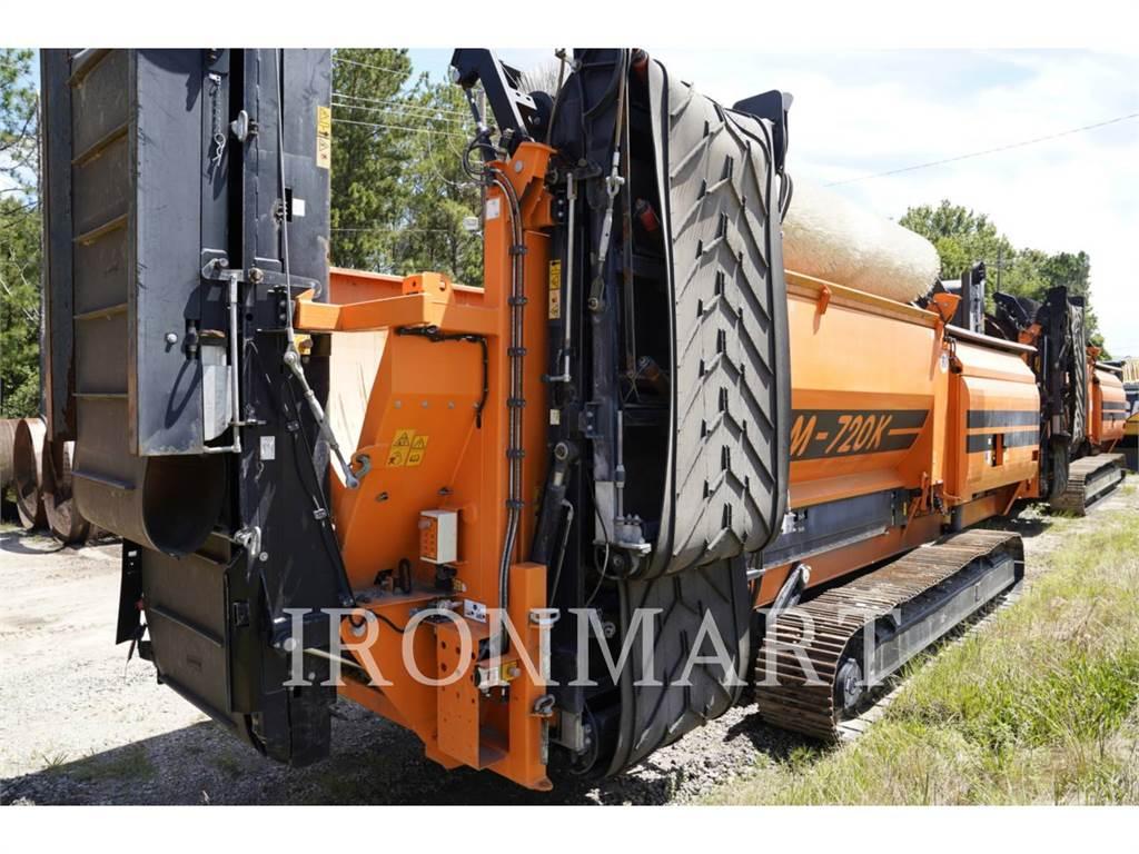 Doppstadt SM720K, Trommeln, Bau-Und Bergbauausrüstung