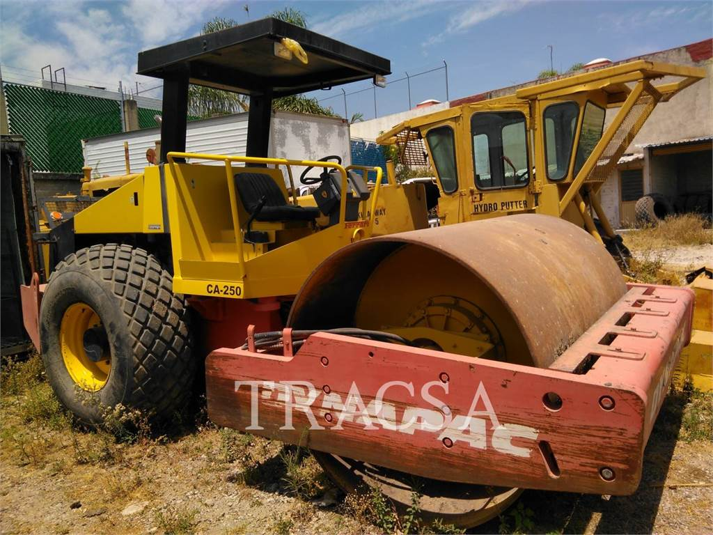 Dynapac CA250D, Compacteurs, Équipement De Construction