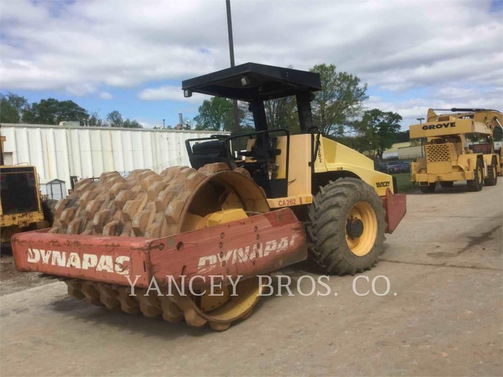 Dynapac CA262, Compactors, Construction
