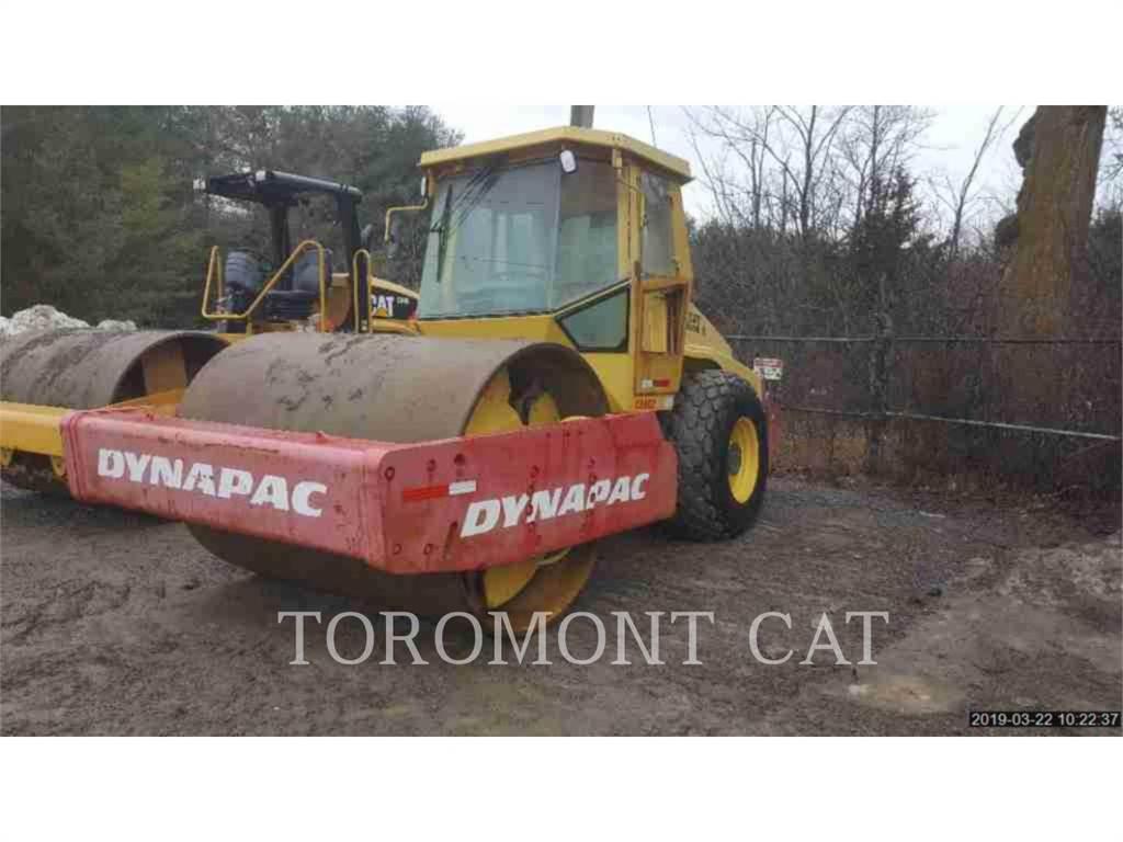 Dynapac CA602D, Compactors, Construction