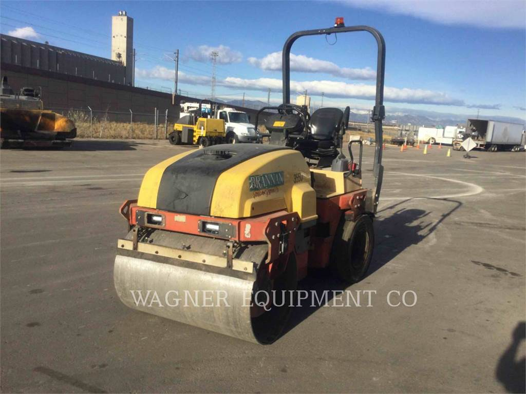 Dynapac CC1300C, combination rollers, Construction
