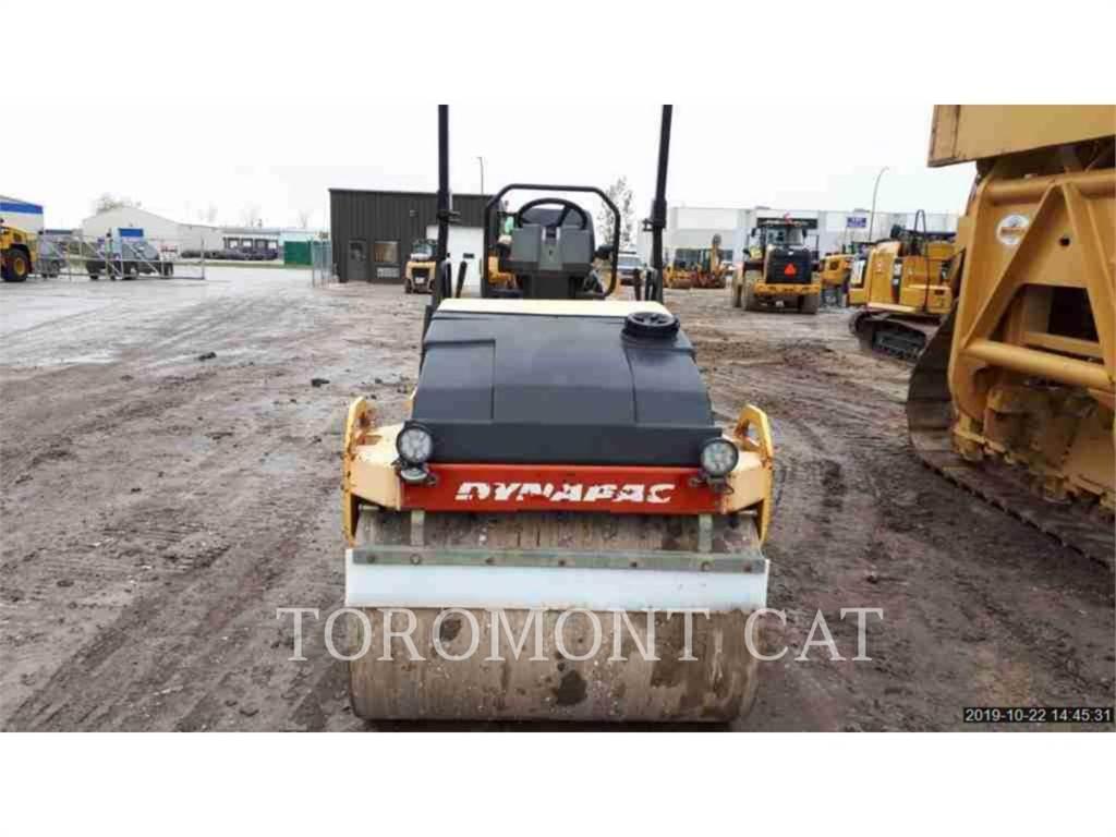 Dynapac CC142C, compacteurs mixtes, Équipement De Construction