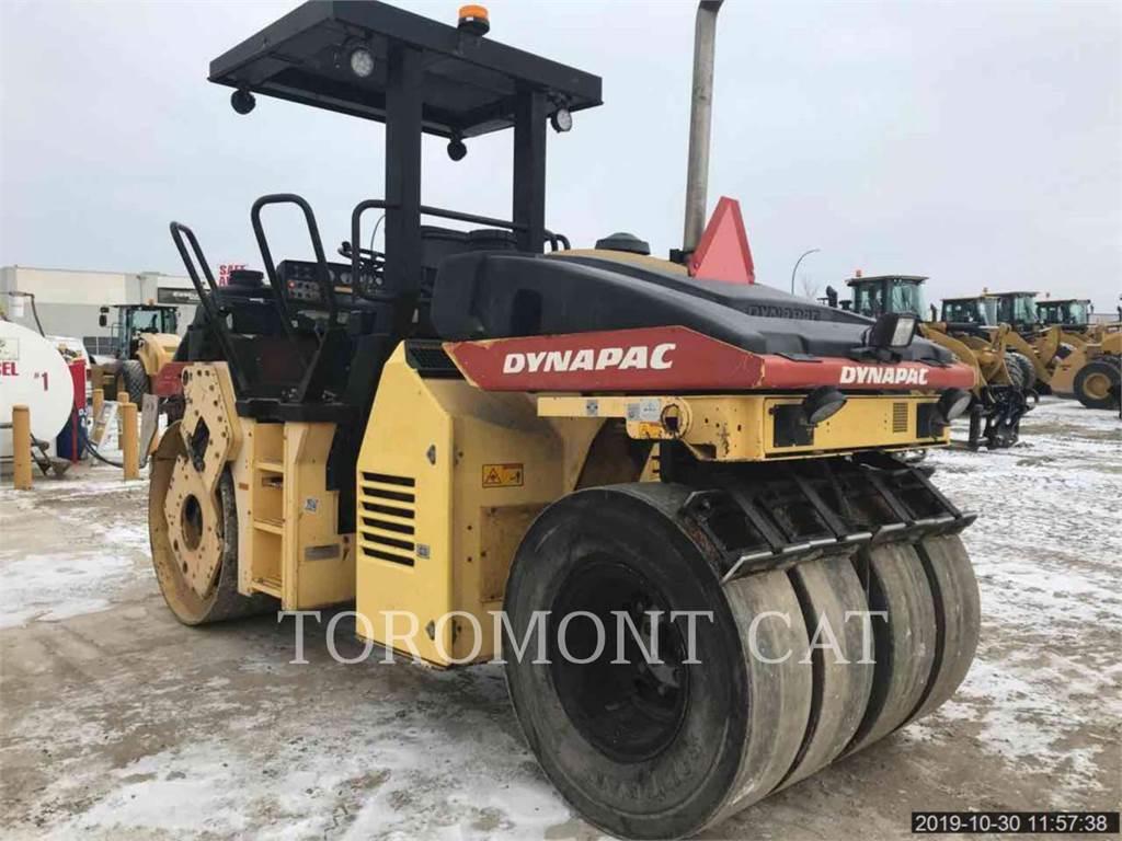 Dynapac CC232HF, compacteurs mixtes, Équipement De Construction