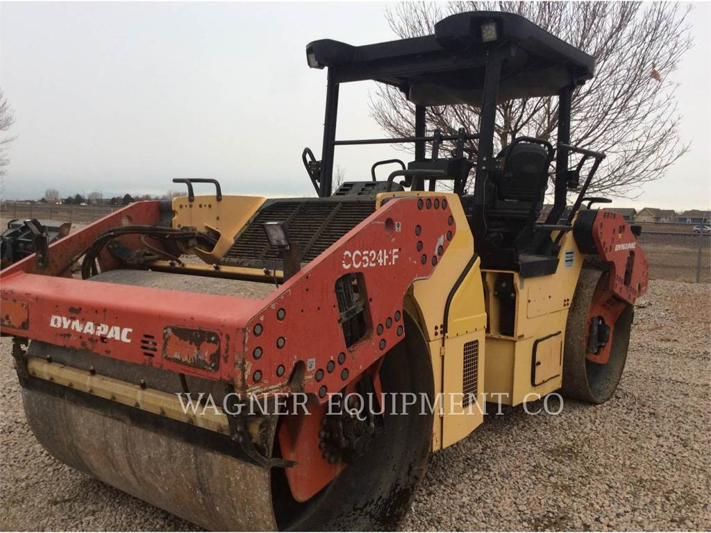 Dynapac CC524 HF, Compactors, Construction