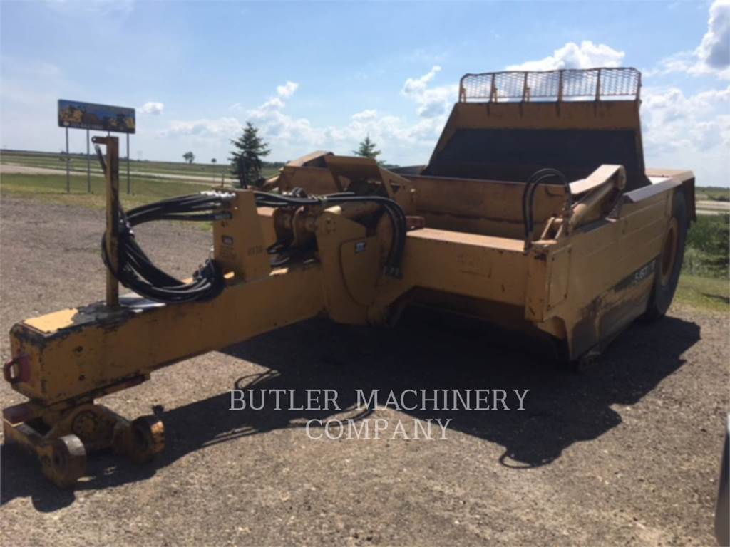E-Ject SC-17-U、スクレイパー、建設