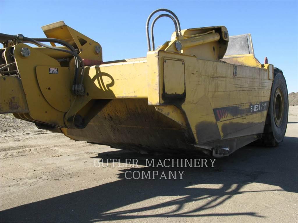 E-Ject SC-17-U, Scraper, Équipement De Construction
