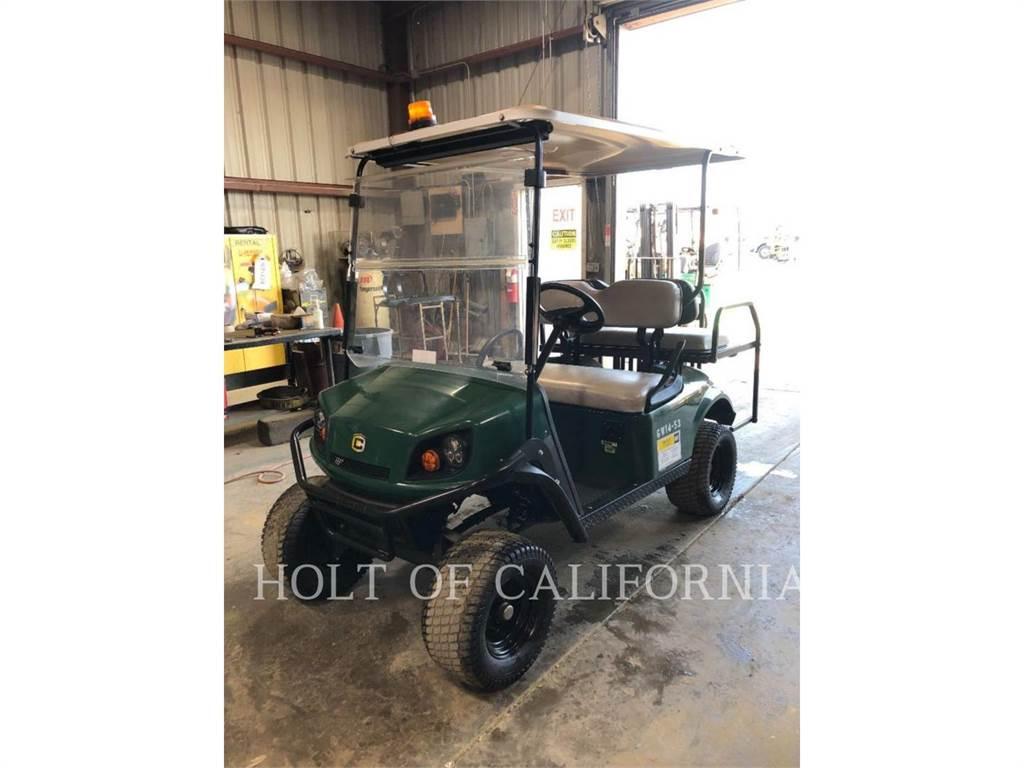 E-Z-GO SHUTTLE, utility vehicles / carts, Grounds Care
