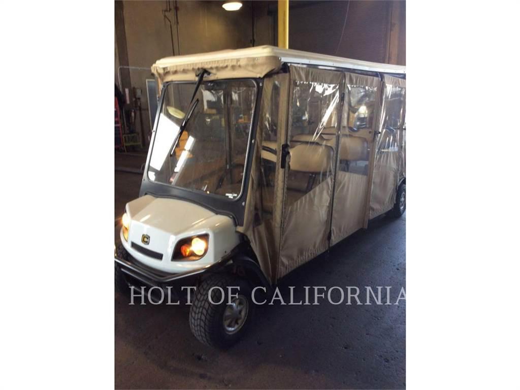 E-Z-GO SHUTTLE8, utility vehicles / carts, Grounds Care