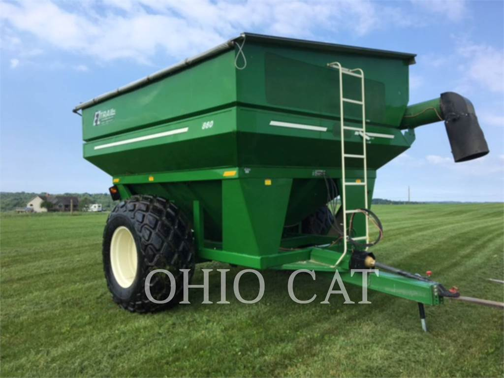 E-Z Trail INC. 860, planting equipment, Agriculture