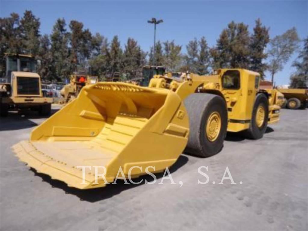 Elphinstone R1700 II, încărcător minier subteran, Constructii
