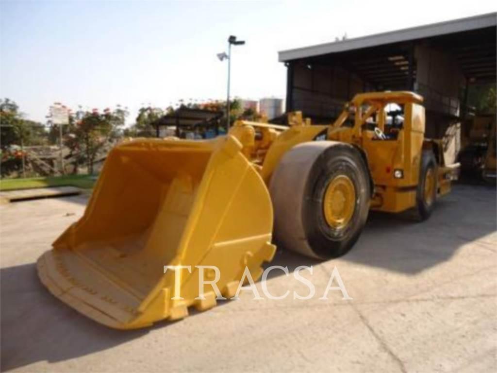 Elphinstone R1700 II, chargeuse pour mines souterraines, Équipement De Construction