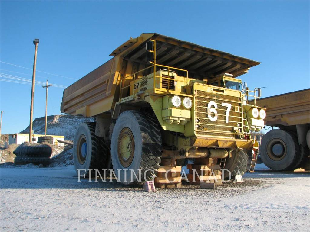 Euclid-Hitachi R-190, Articulated Dump Trucks (ADTs), Construction