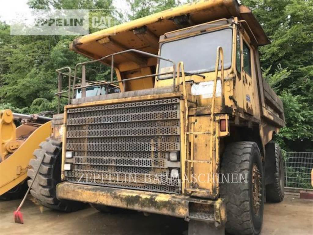 Euclid-Hitachi R40, Articulated Dump Trucks (ADTs), Construction