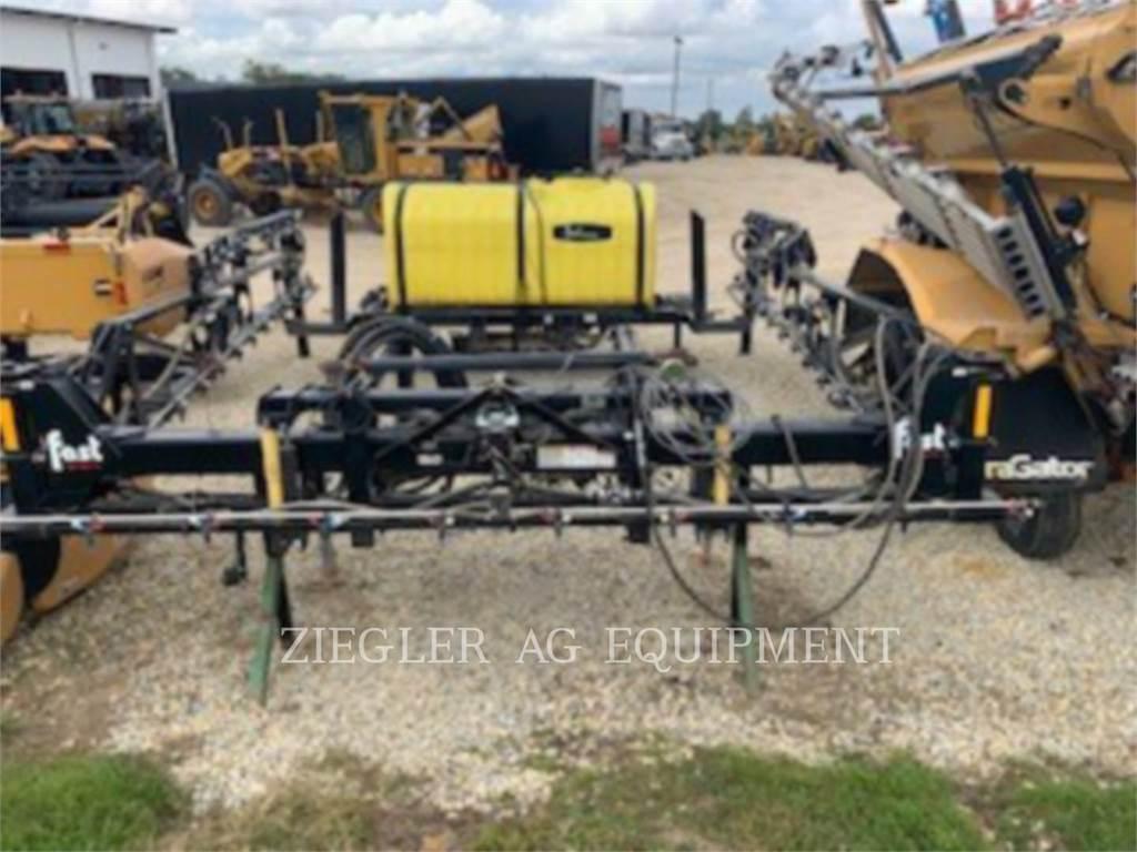 Fast AC6815, pulverizator, Agricultură