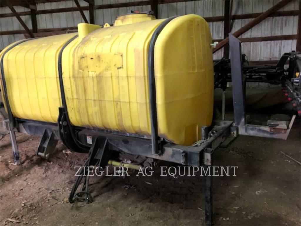 Fast FM9400, pulverizator, Agricultură
