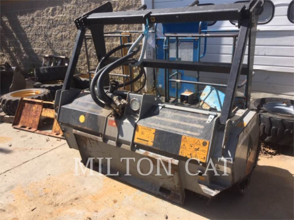 Fecon, mulcher, Forestry Equipment