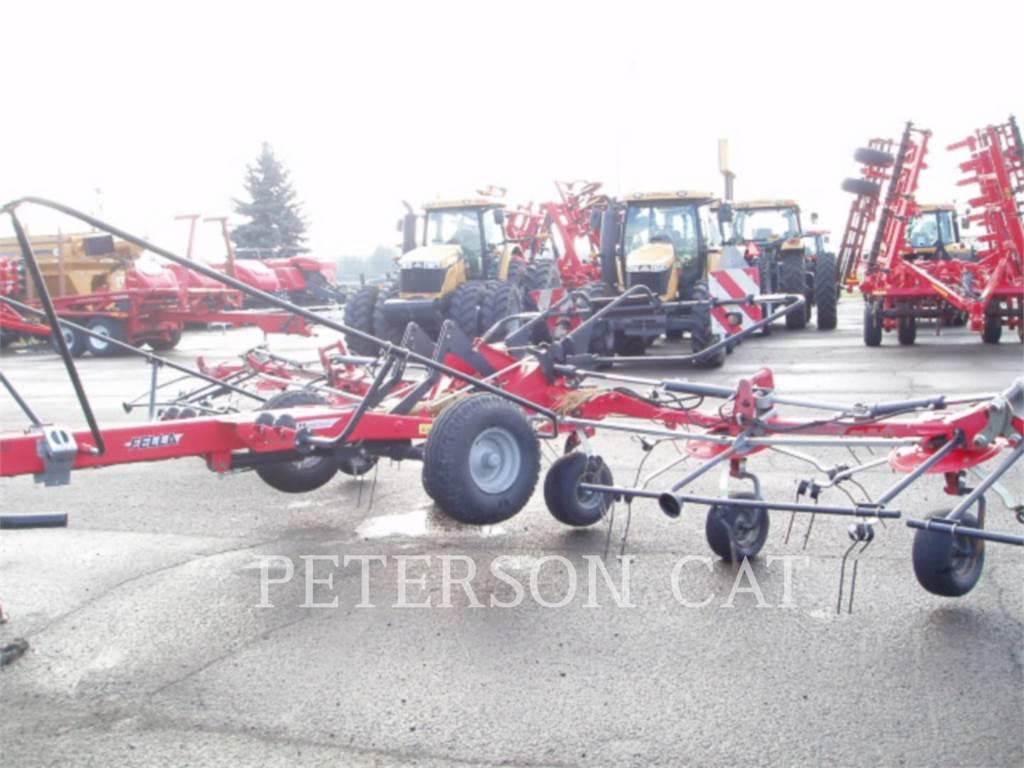 Fella TH1101, hay equipment, Agriculture