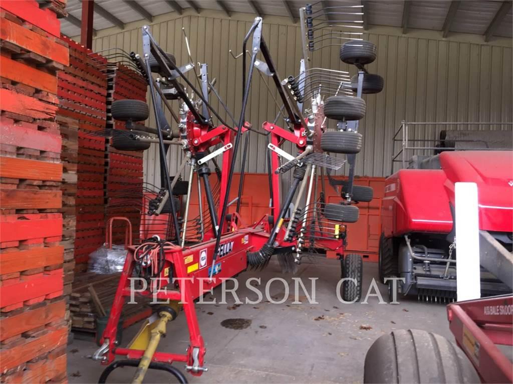 Fella TS8055PRO, lw - heugeräte, Landmaschinen