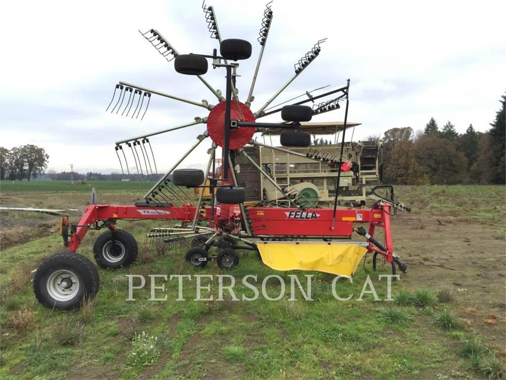 Fella TS8055PRO, echipamente agricole pentru cosit, Agricultură