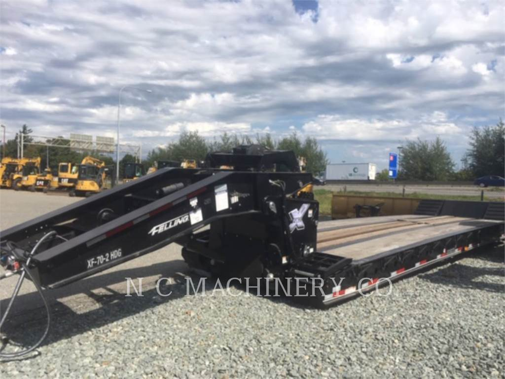 Felling XF-70-2HD, trailers, Transport