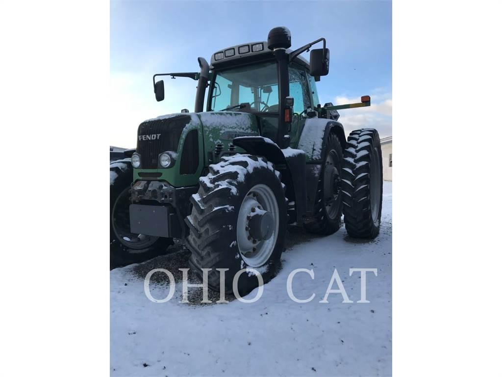 Fendt 818、拖拉机/农用车、农业机械