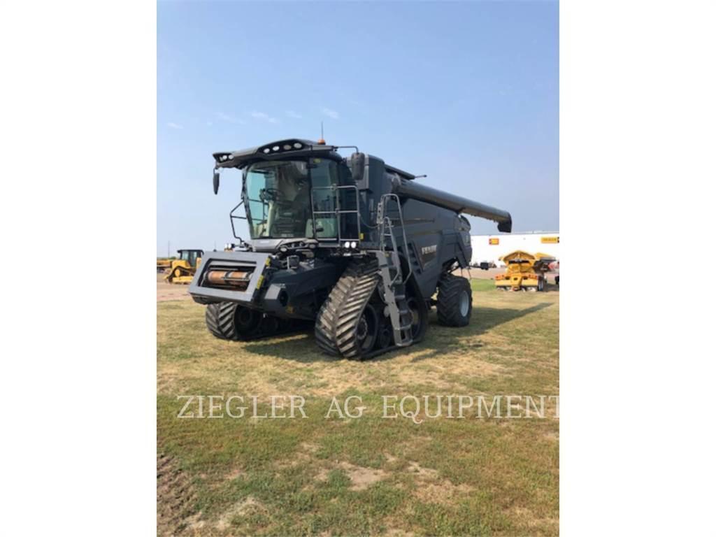 Fendt FTC8T, combines, Agriculture