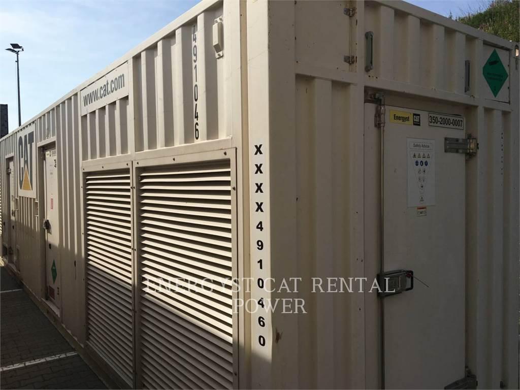 FG Wilson XQ2000IPP - 3516B, передвижные генераторные установки, Строительное