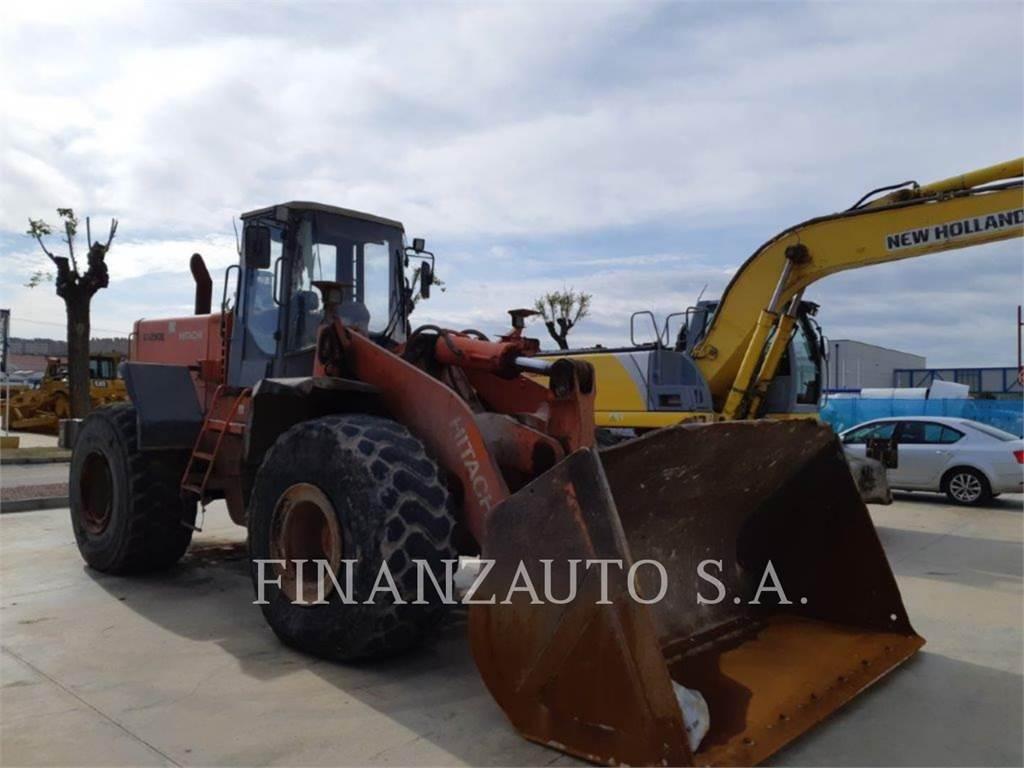 Fiat-Hitachi BLANCO, Wheel Loaders, Construction
